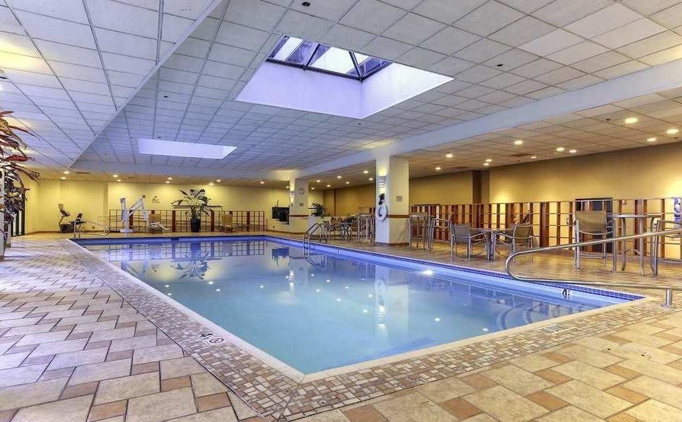 swimming pool property leisure leisure centre Lobby convention center Resort blue