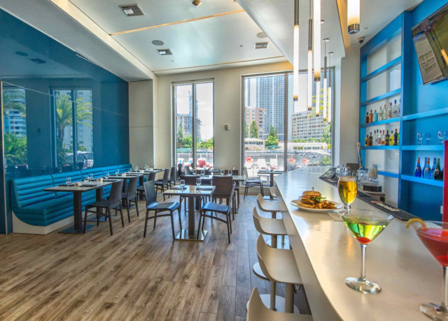 property building condominium restaurant Lobby home Resort cafeteria flooring