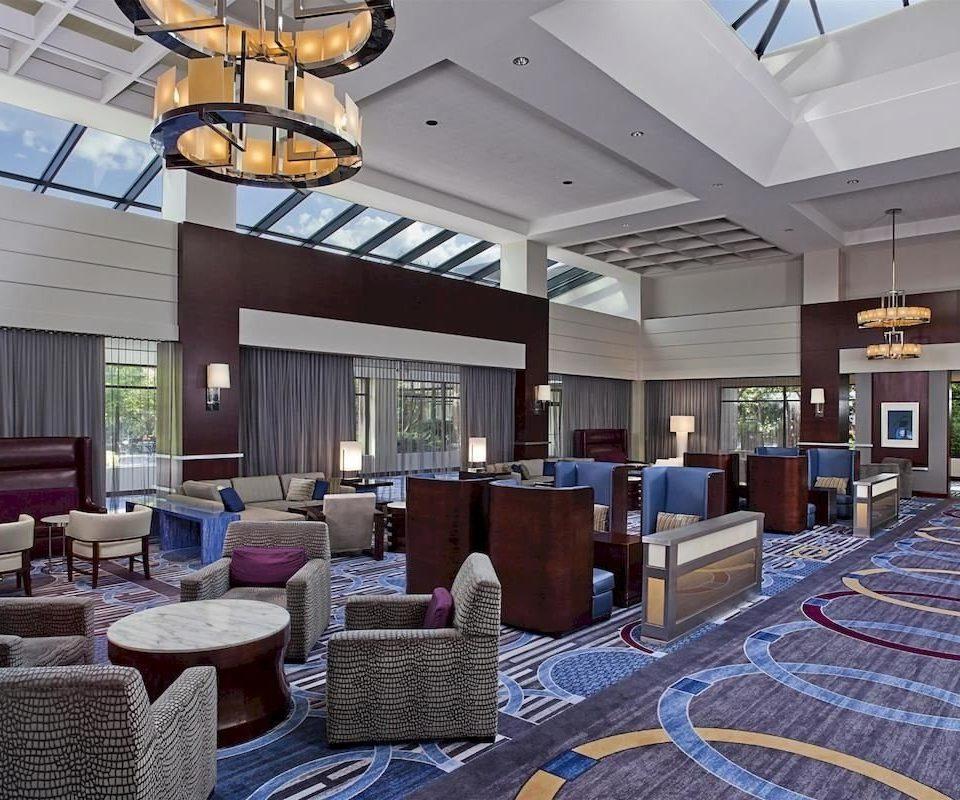 Lobby building living room convention center home condominium function hall restaurant conference hall Resort