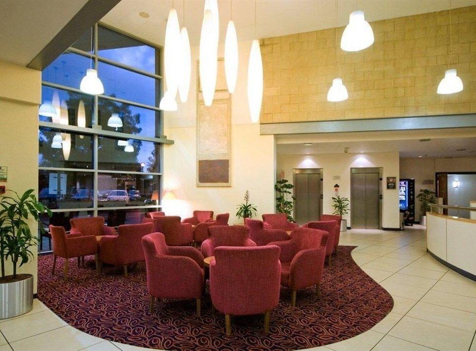 Lobby property building living room red restaurant home function hall Resort condominium