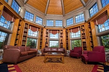 property building mansion Lobby living room condominium Resort home