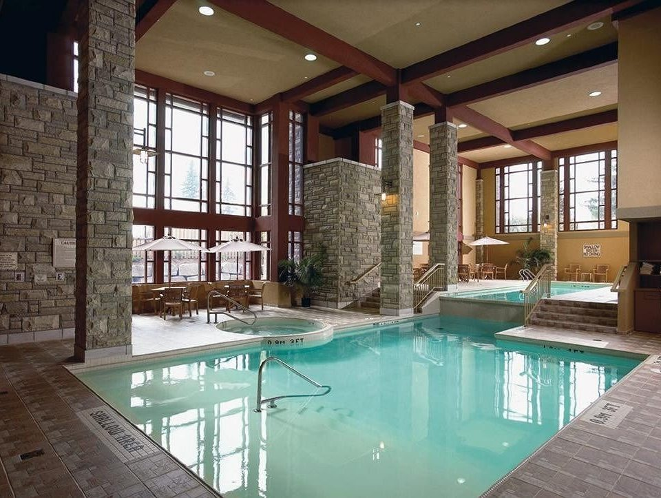 swimming pool building property condominium Lobby home mansion Resort living room