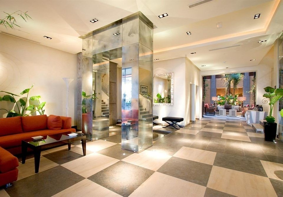 Lobby property condominium building living room Resort waiting room mansion