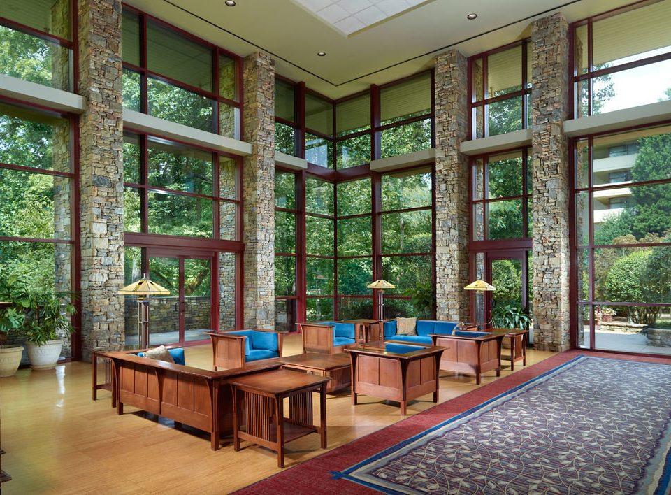 property building home condominium Resort Lobby