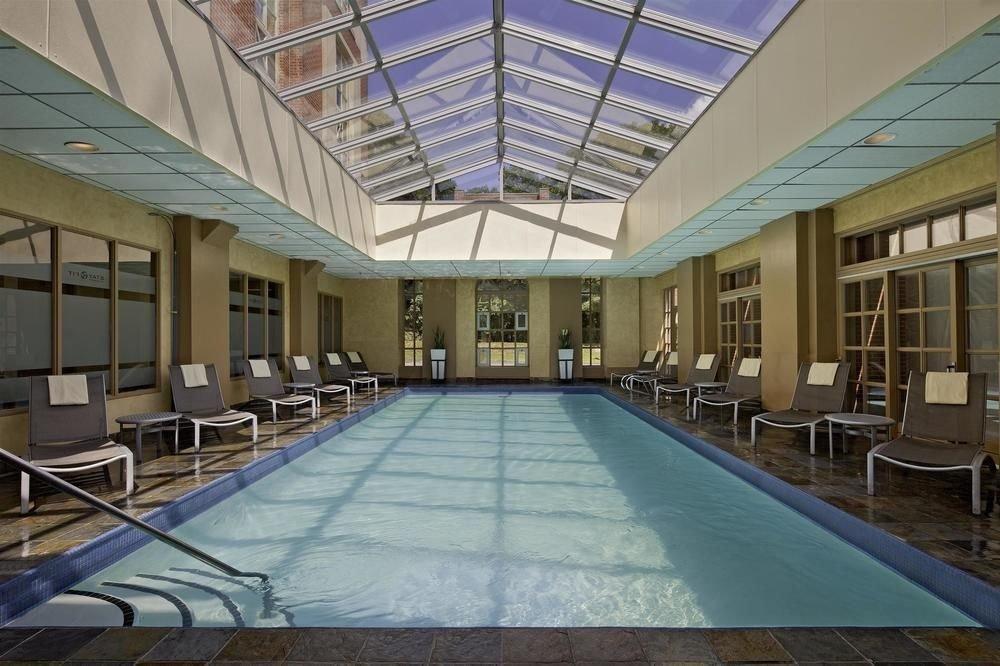 building swimming pool leisure centre Lobby plaza convention center headquarters Resort condominium empty