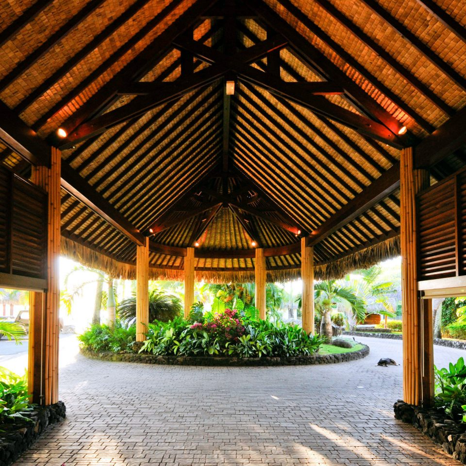 Lobby building Resort house home plant lighting restaurant cottage
