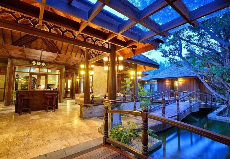 building property Resort Lobby mansion eco hotel swimming pool
