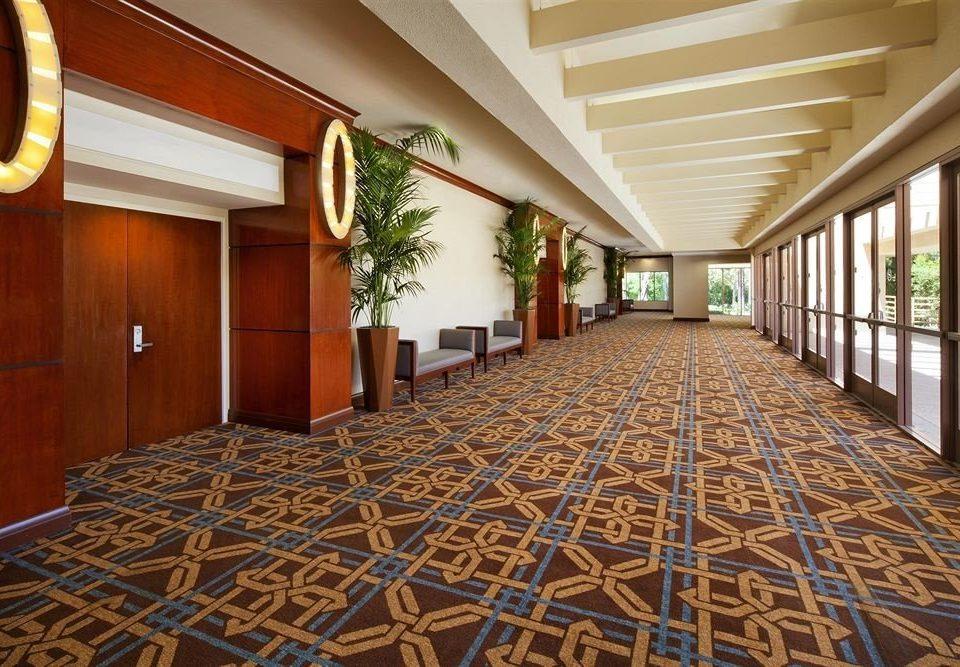 Lobby property building flooring Resort hall