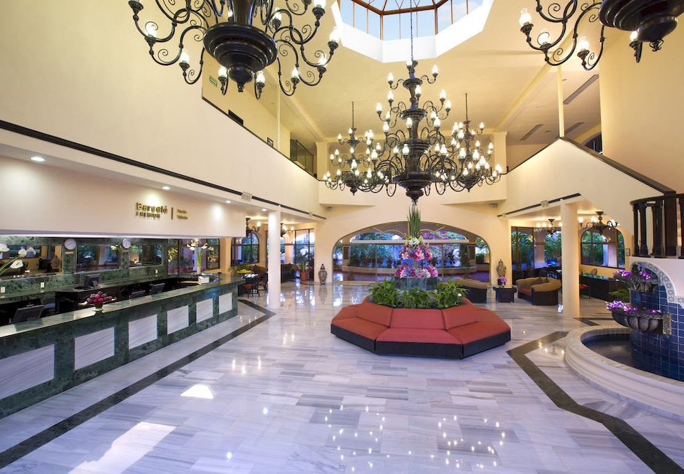 Lobby leisure building shopping mall Resort retail function hall
