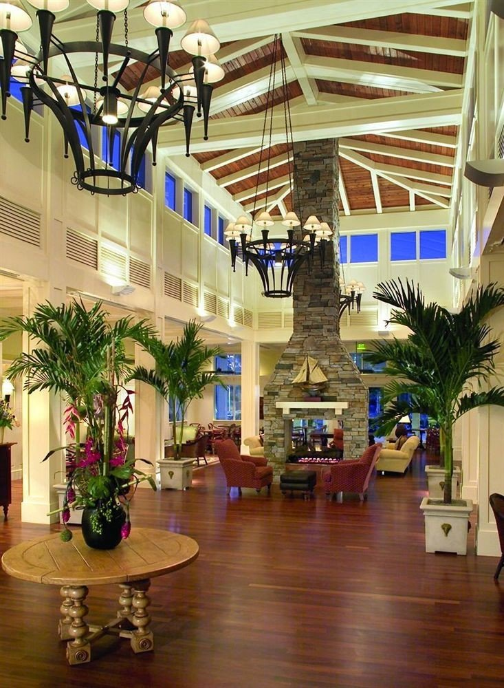 Lobby property building home Resort mansion