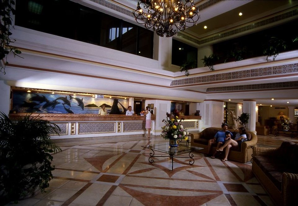 Lobby building mansion home Resort palace