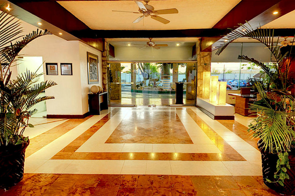 Lobby building home Resort mansion plant