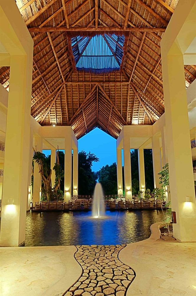 building Lobby home palace mansion Resort