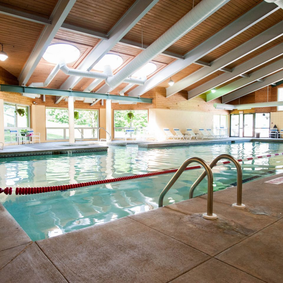 building property swimming pool leisure centre Lobby Resort