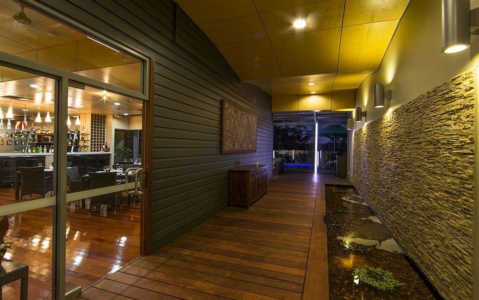 Lobby building restaurant lighting Resort