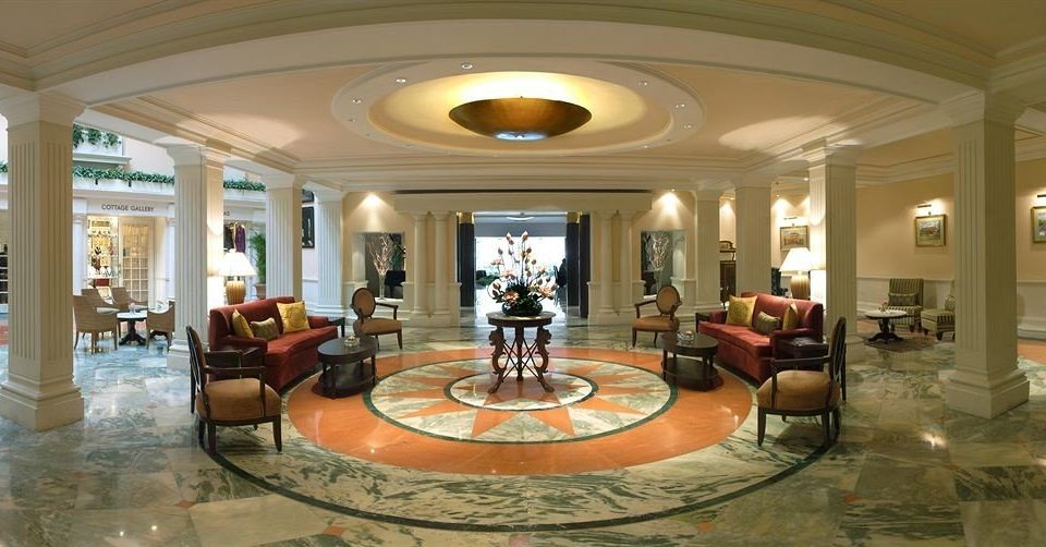 Lobby property building mansion plaza palace living room Resort