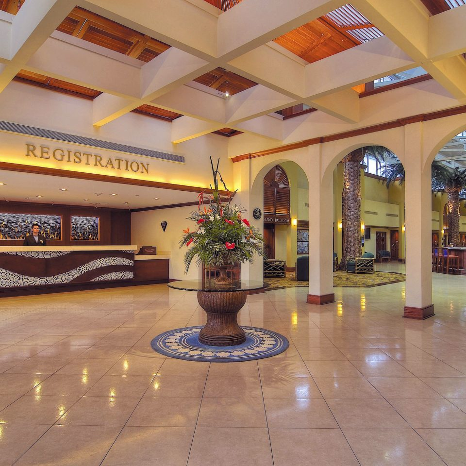 Lobby property building shopping mall plaza tourist attraction Resort