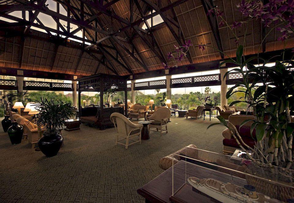 building Resort Lobby restaurant
