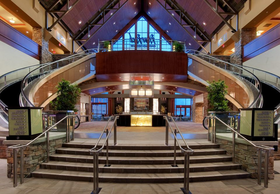 building Lobby stair Resort shopping mall