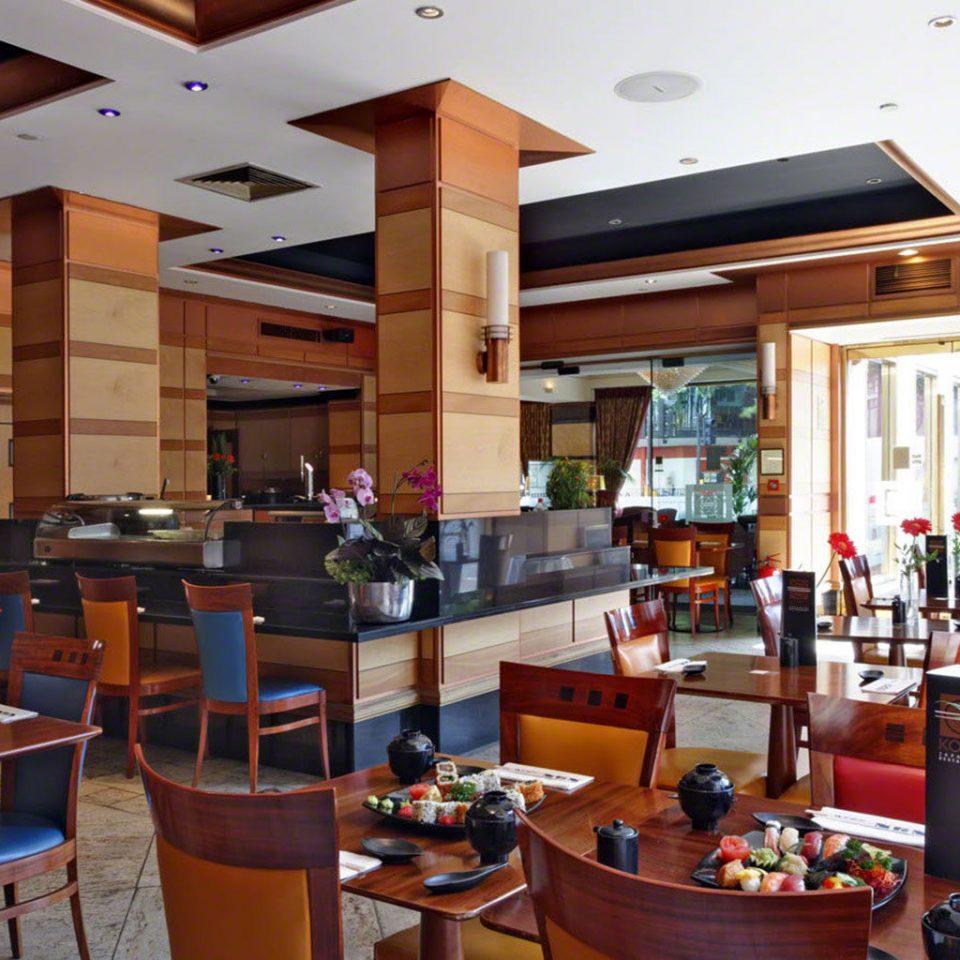 property restaurant home Resort Lobby café