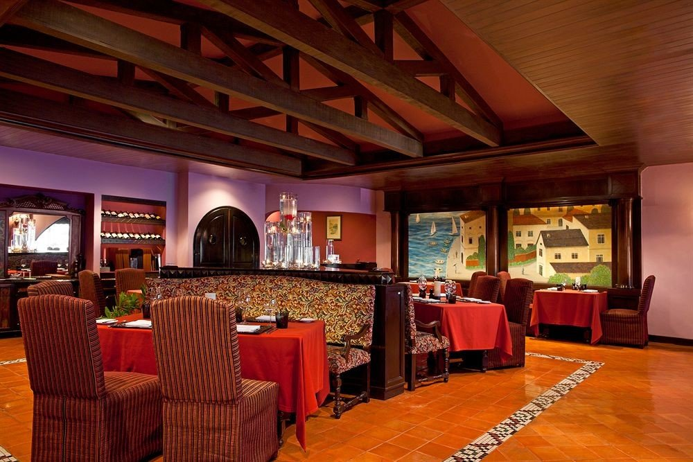 chair function hall restaurant Lobby Resort recreation room