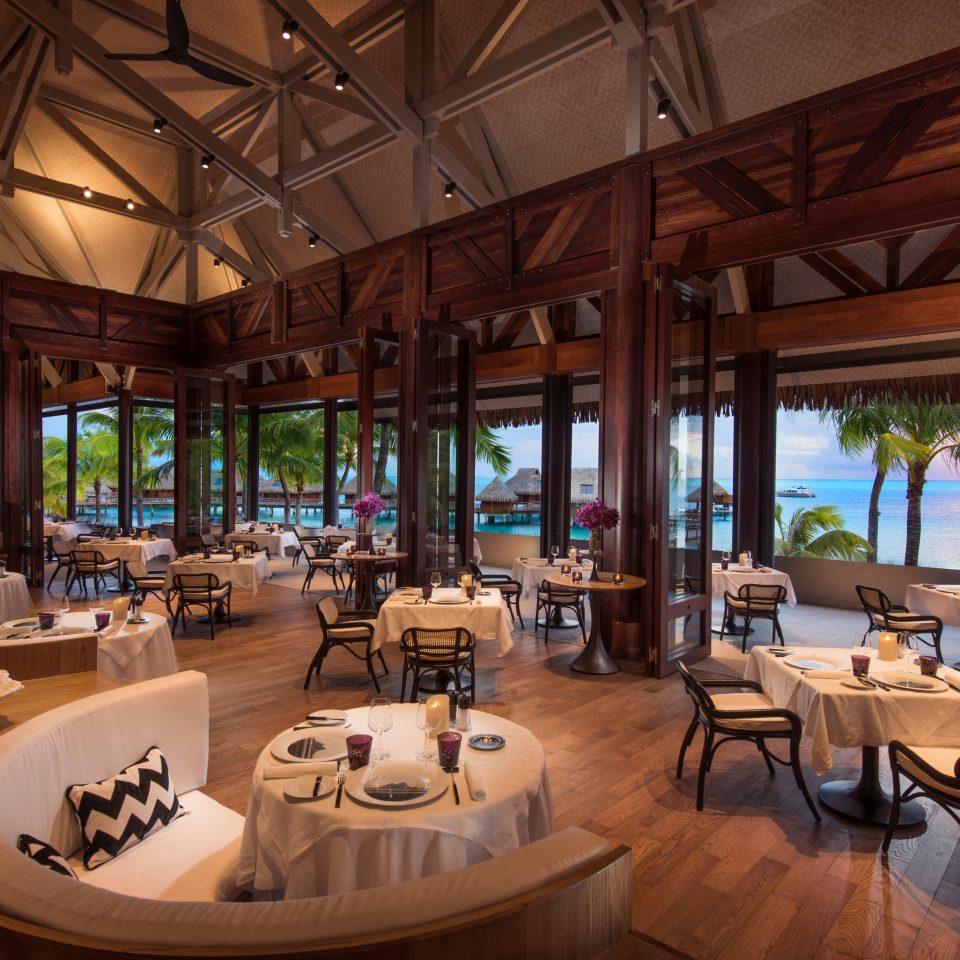 chair Resort restaurant leisure Lobby