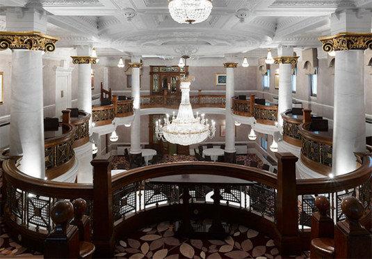 chair Lobby mansion Resort