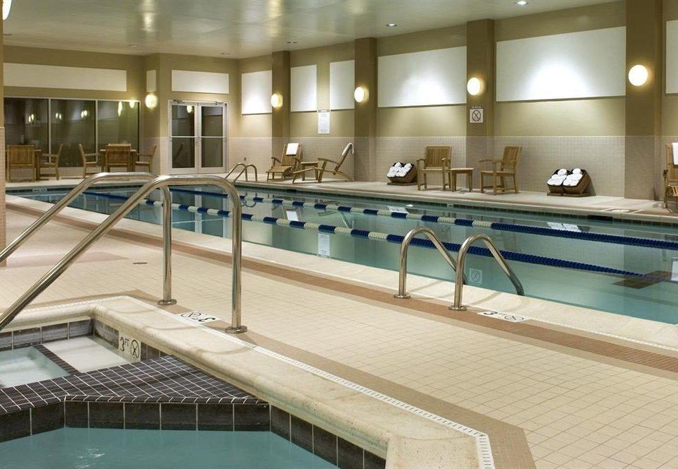 swimming pool property leisure centre condominium daylighting Lobby convention center metal Resort headquarters mansion