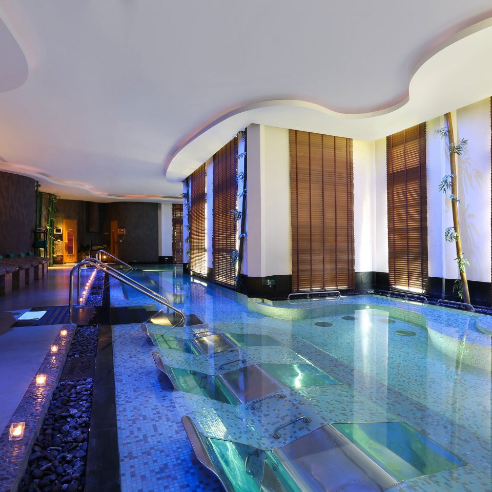 swimming pool property leisure Resort Lobby leisure centre condominium convention center mansion