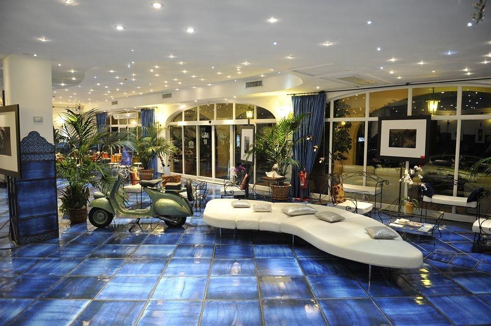 Lobby condominium home swimming pool Resort plaza convention center