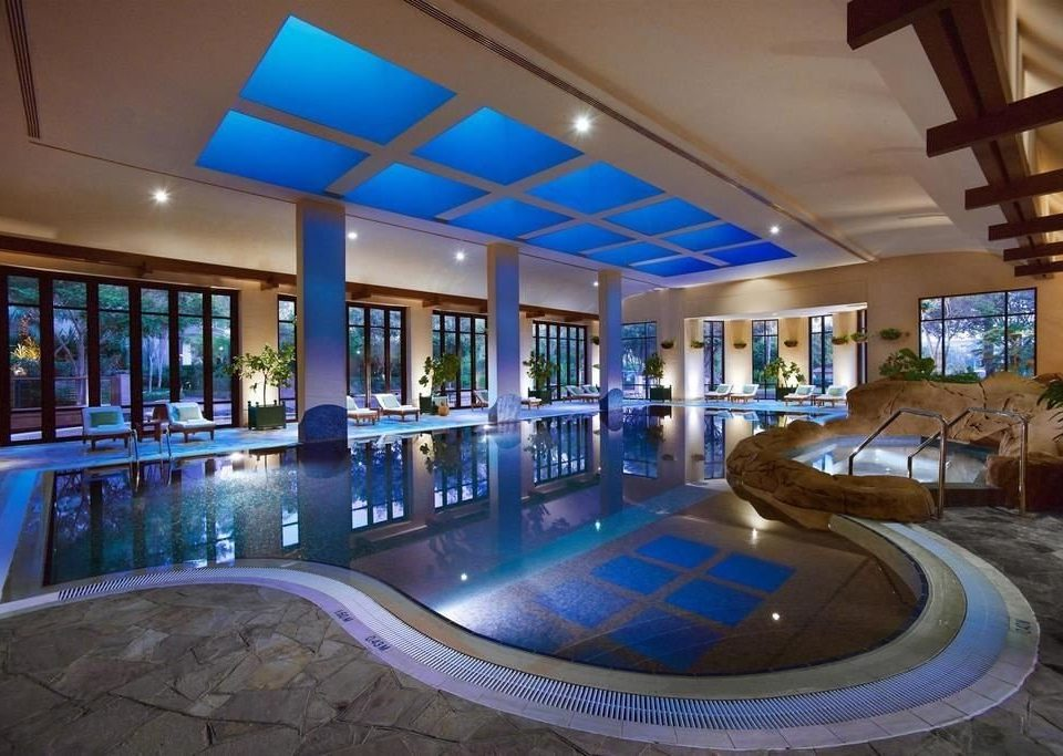 swimming pool leisure property Resort Lobby leisure centre mansion recreation room convention center condominium