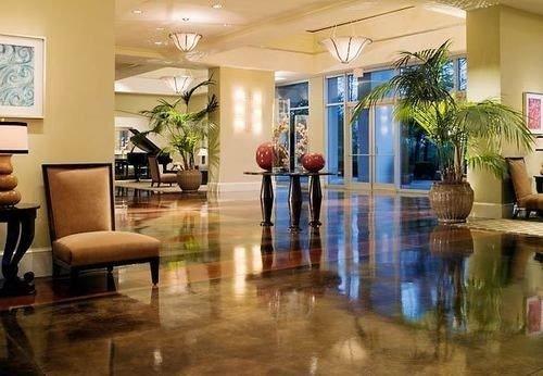Lobby property condominium home living room mansion Resort flooring