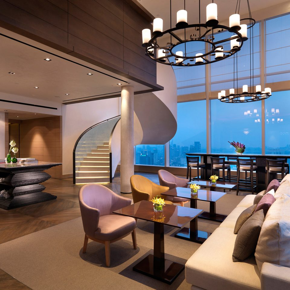 Lobby living room restaurant Resort lighting home condominium
