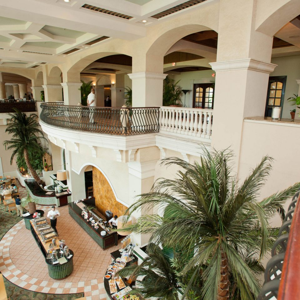 property home Lobby mansion condominium Resort restaurant