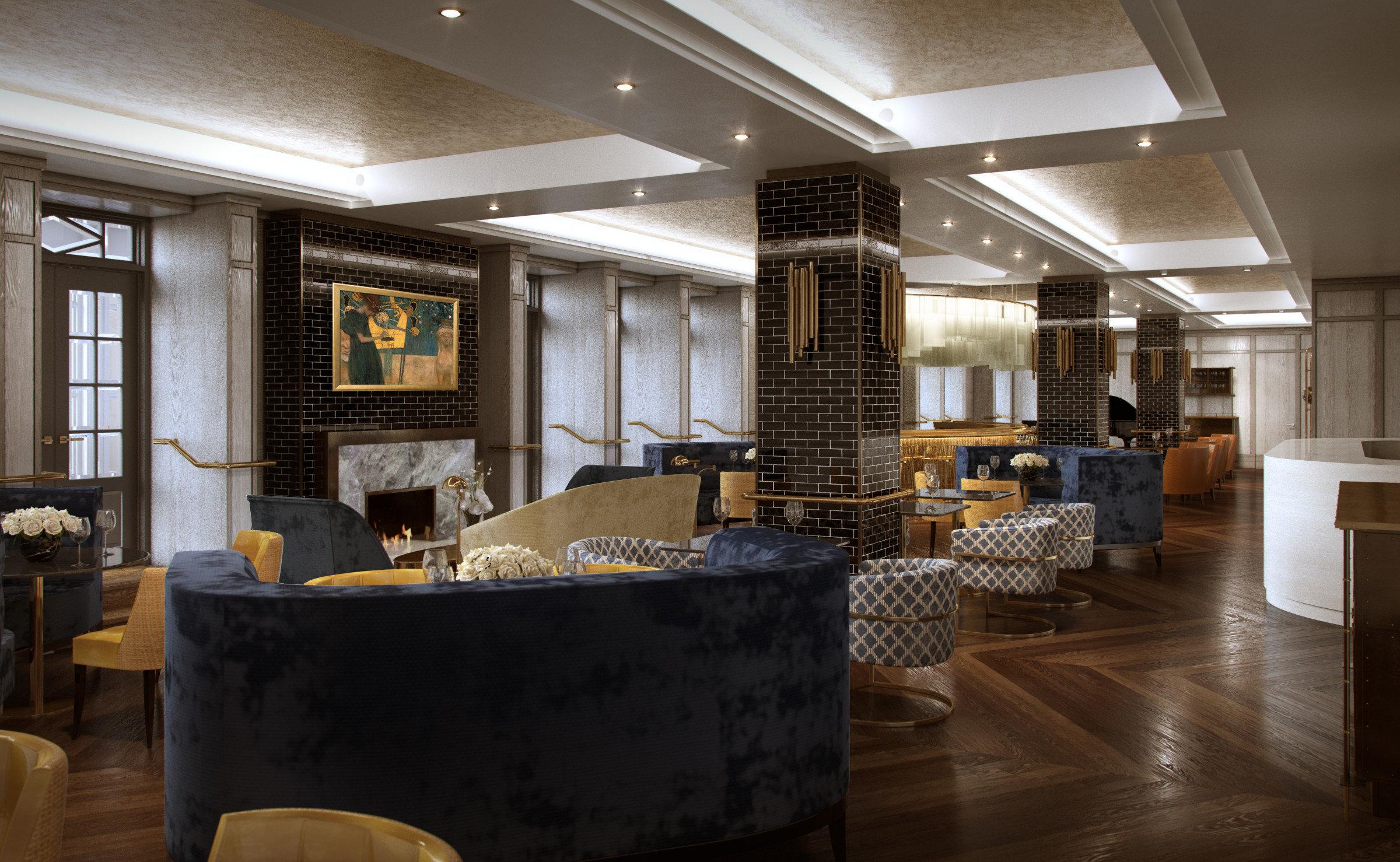 Lobby Resort property living room home lighting condominium