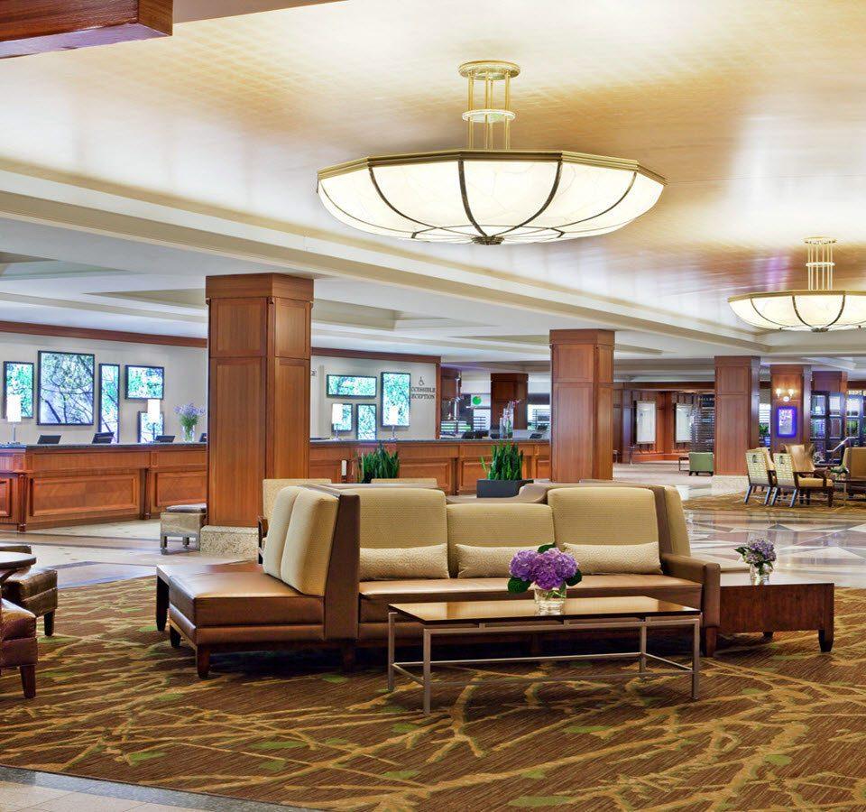 Lobby property living room home Resort condominium mansion