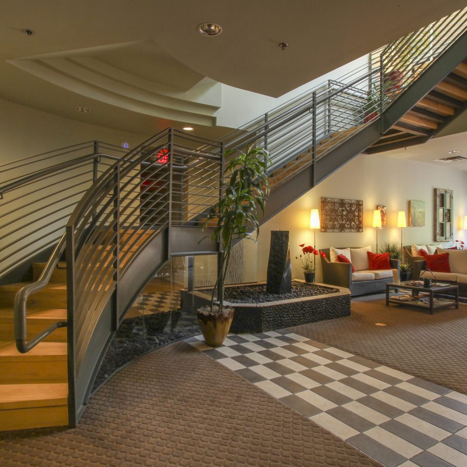 property Lobby condominium stairs Resort
