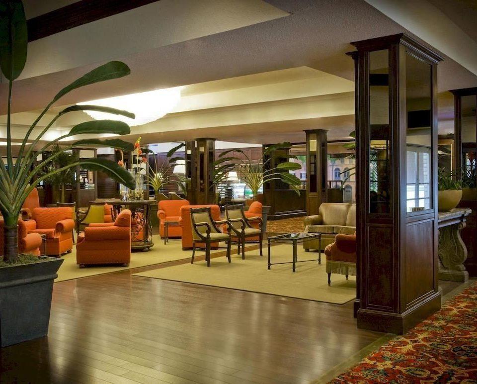 Lobby property condominium Resort restaurant