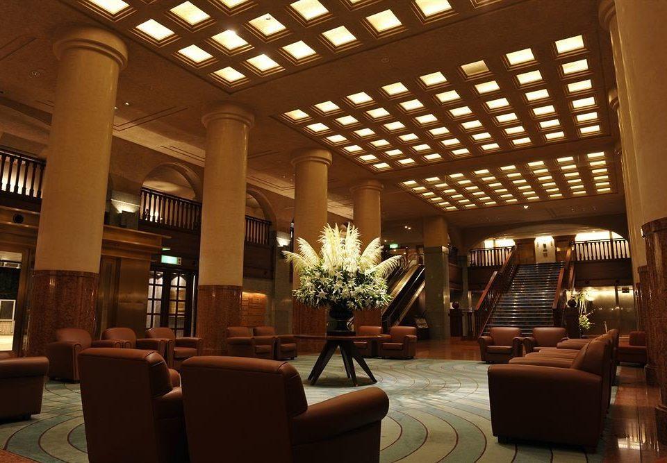 Lobby Resort restaurant living room function hall convention center