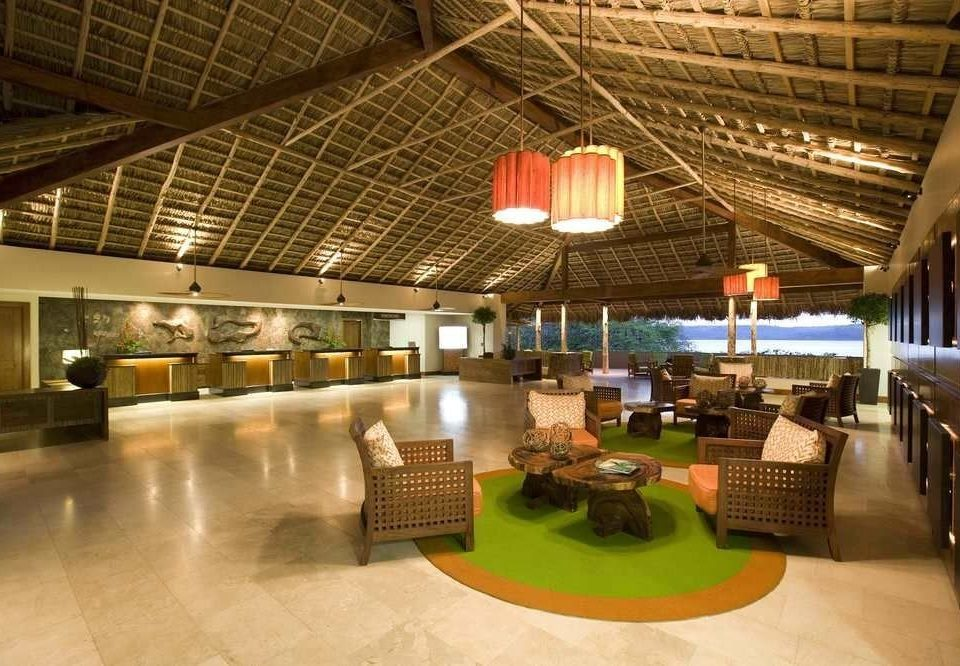 green Lobby restaurant Resort convention center