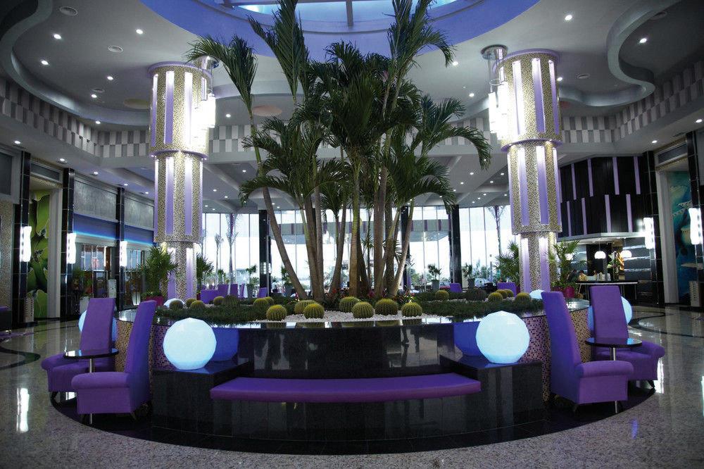 Lobby luxury vehicle convention center Resort mansion