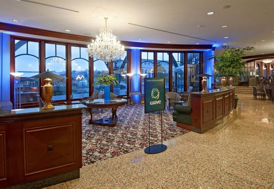 property home recreation room Resort Lobby mansion cottage