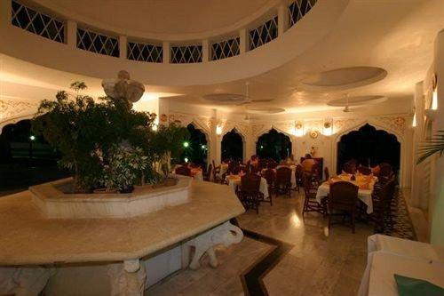 Lobby property function hall Resort restaurant mansion hacienda palace