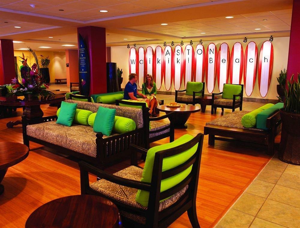 recreation room Lobby Resort function hall living room