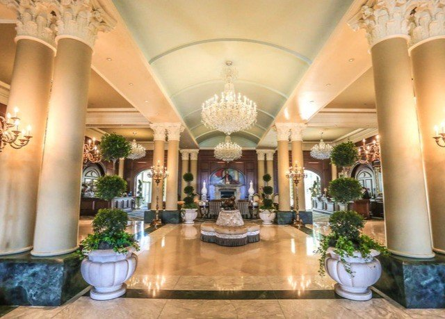 Lobby property mansion palace Resort restaurant function hall