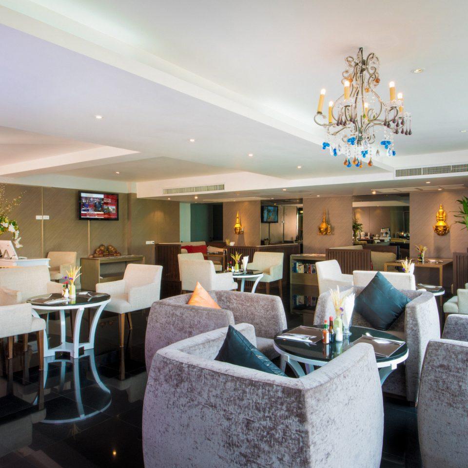 property restaurant function hall Lobby Resort