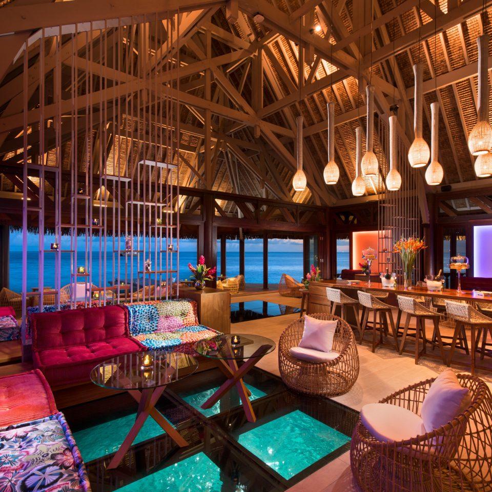 Lobby restaurant Resort function hall