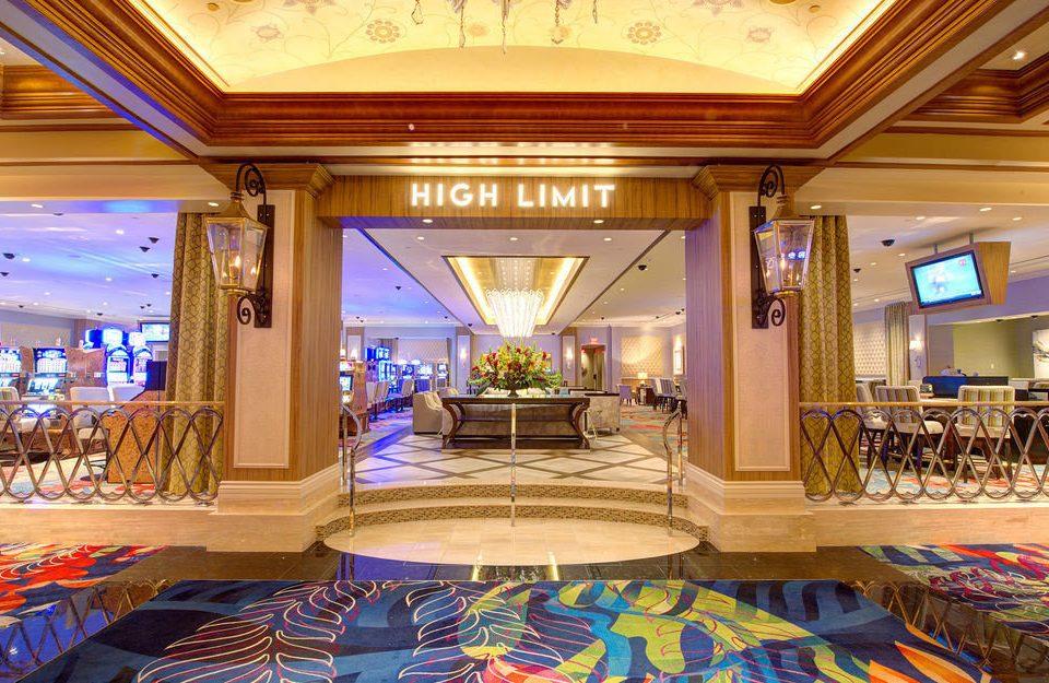 Lobby Resort shopping mall function hall restaurant