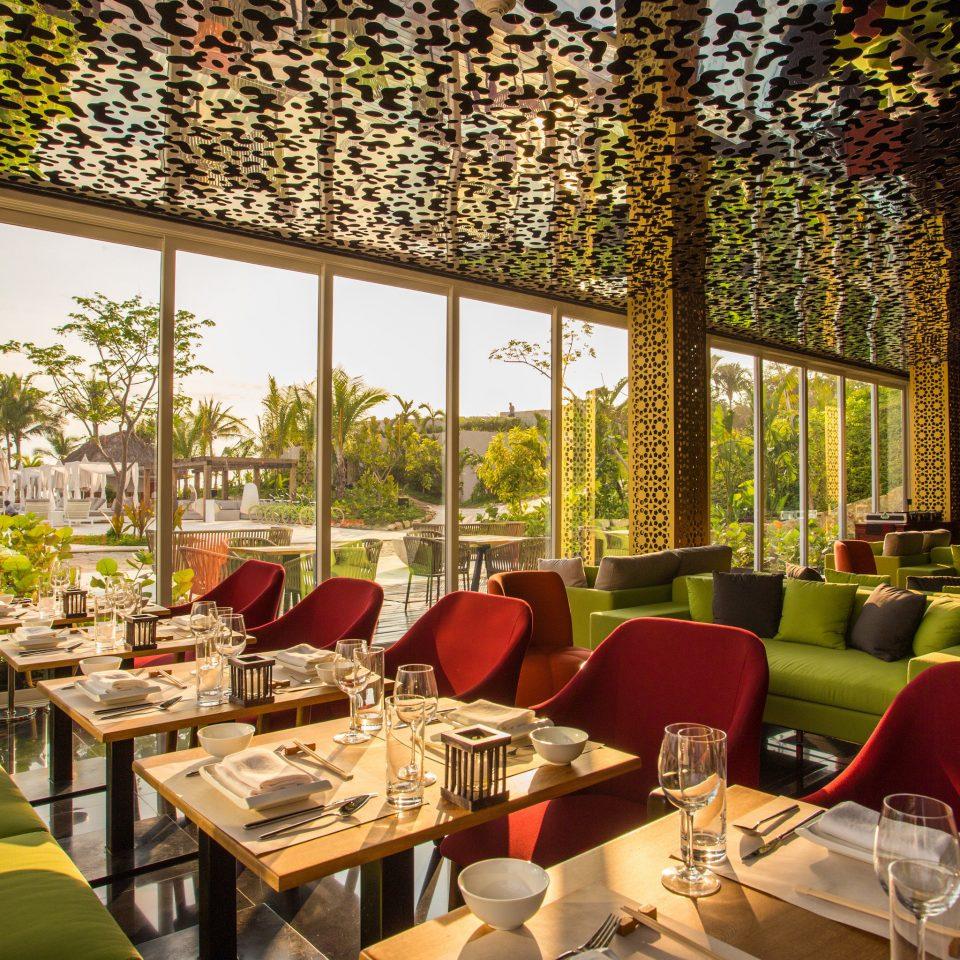 sofa restaurant Resort Lobby hacienda set