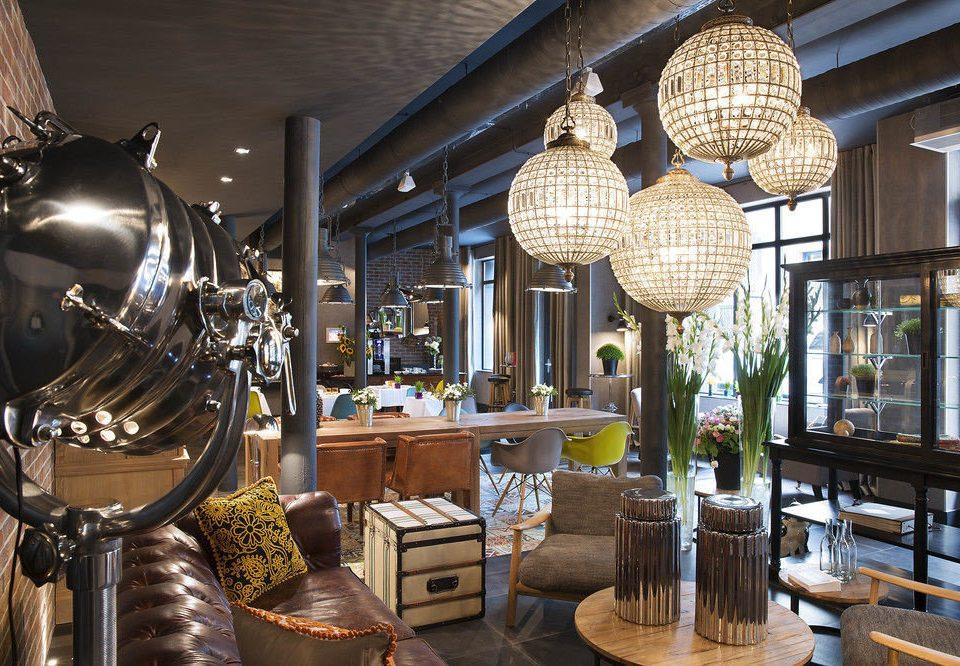 lighting home restaurant Lobby Resort